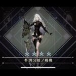 【NieR Re[in]carnation(ニーアリィンカーネーション)】NieR:Automataコラボガチャ #2 9s A2x2枚でした!