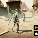 NieR: Reincarnation Official (Beta) Android & iOS Gameplay