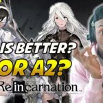 [Nier Reincarnation] DID YOU MAKE THE RIGHT CHOICE?! 2P OR A2?*