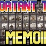 [Nier Reincarnation] Guide on BEST Memoirs! Why best to farm at half anniversary 【ニーア  新キャラ フェス】