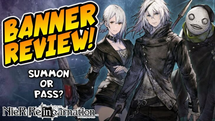 The reason BIG reason you shouldn't summon on the replicant banner (summons) nier reincarnation