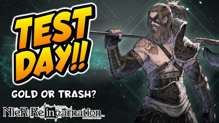 Free Argo build or trash? Full review with game play! Nier reincarnation